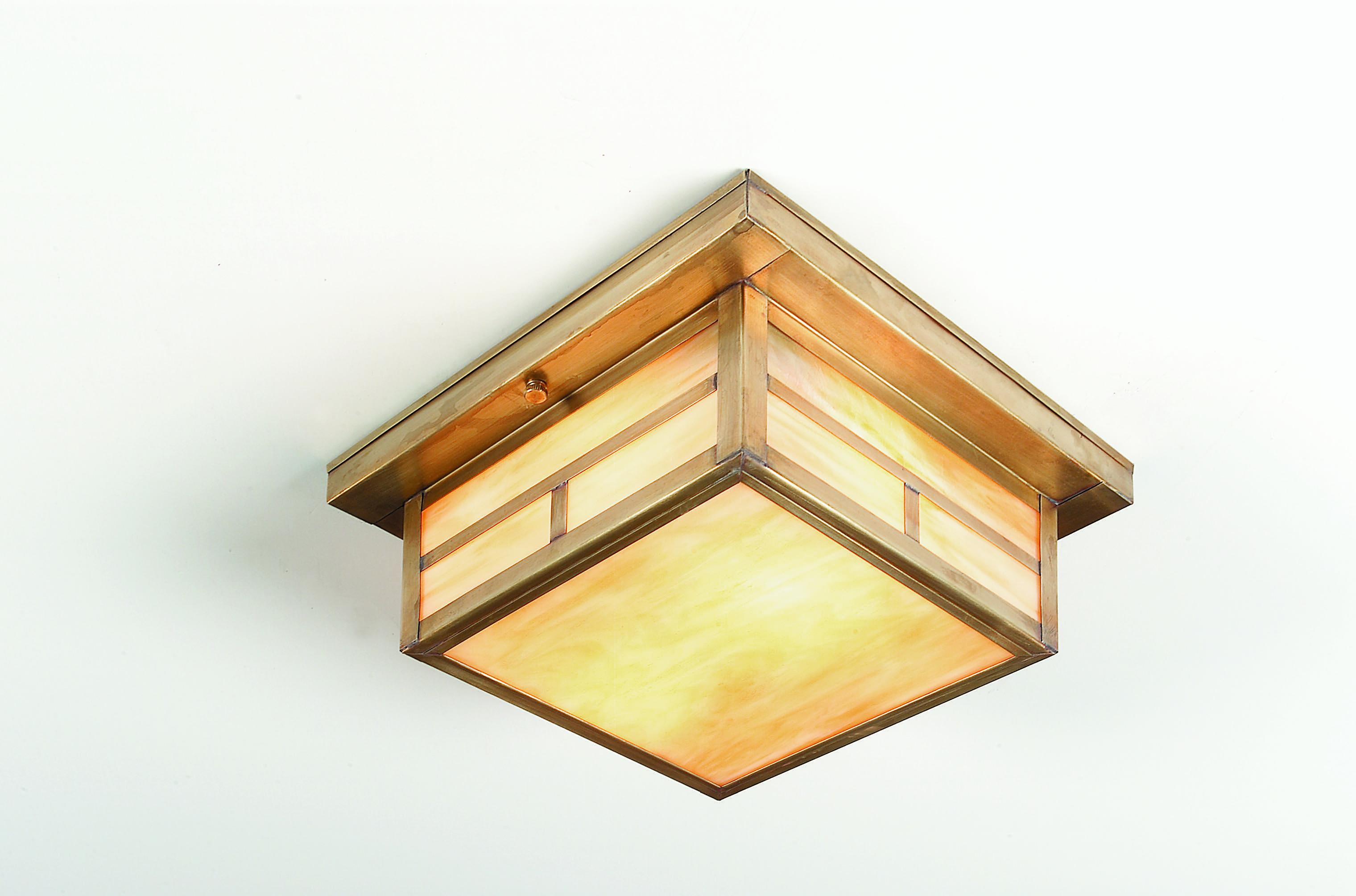 Craftsman Style Ceiling Light & Lights   38 Yrs ...