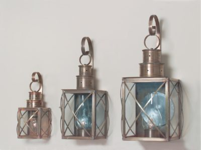 Hammerworks Colonial Wall Lanterns | Williams Series