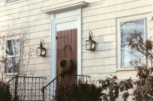 Hammerworks Colonial Wall Lanterns W103 Handmade In Antique Copper