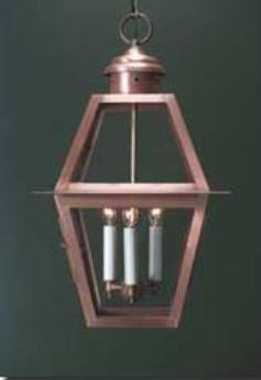 Colonial Pendant Light: Hammerworks H112