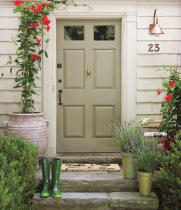 Hammerworks Gooseneck Doorway Lights SLS508 Handmade With Solid Copper In Antique Finish