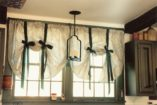 Colonial Metal Chandelier Shown Painted Black Model # TL1