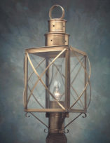 Colonial Post Light: PW103