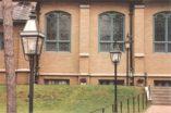 Colonial Boston Post Lantern Shown In Antique Copper: P103