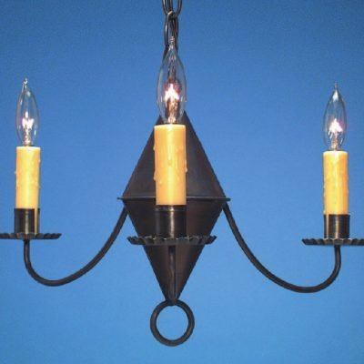 Small Colonial Chandelier CH103A