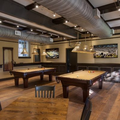 Custom Pool Table Lighting Handcrafted By Hammerworks