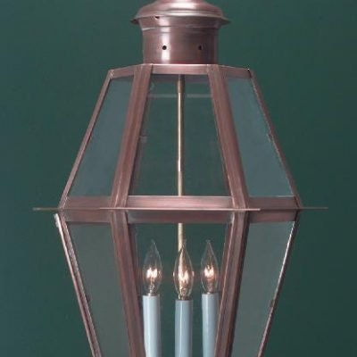 Colonial Style Hanging Lantern H105A