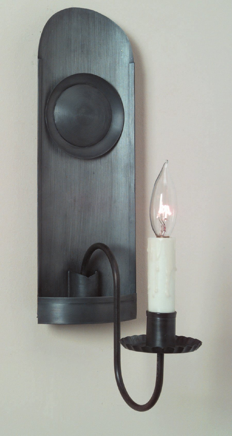 Handmade Rustic Style Wall Sconce S131A