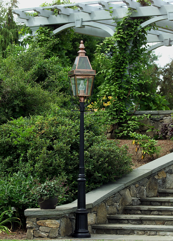 Boston Post Lantern P103 Handcrafted By Hammerworks