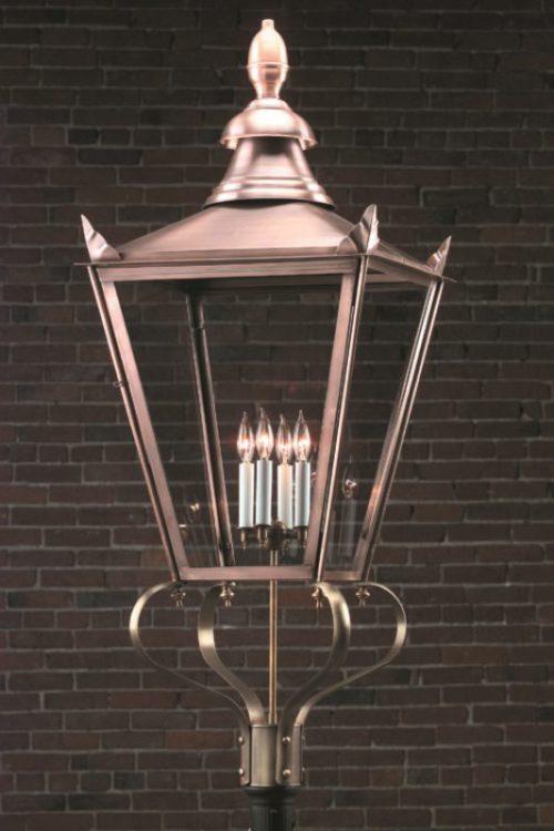 English Street Post Lanterns Model # 921P