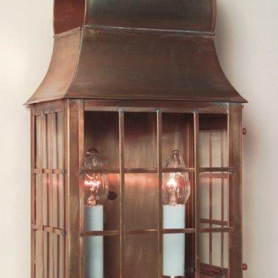 Solid Brass Williamsburg Style Lighting W111