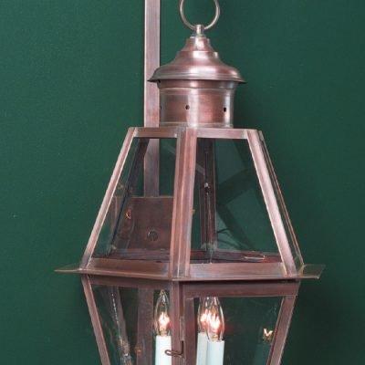 New England Traditional Wall Lantern WM105A
