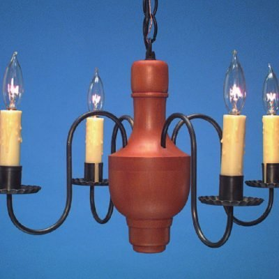 Country Wooden Chandelier CH112