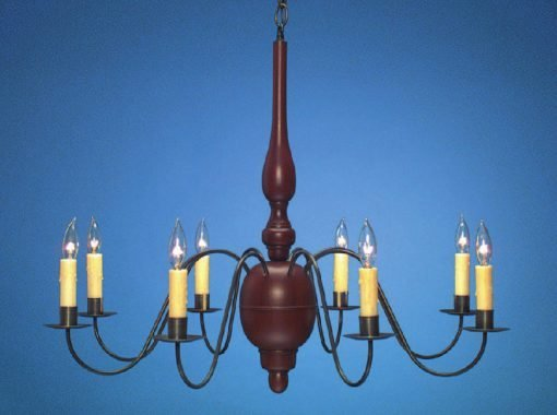 Country Wooden Chandeliers CH203