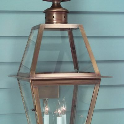 Traditional Wall Lantern WM102