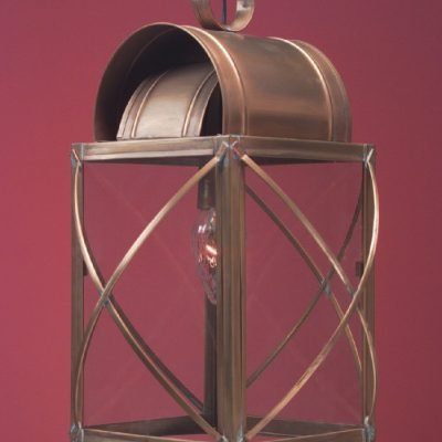 Solid Copper Colonial Pendant Lighting HC106