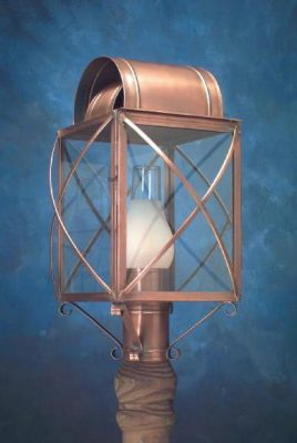 Hammerworks Cape Cod Post Lantern PC107