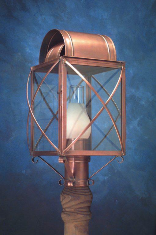 Hammerworks Cape Cod Post Lantern PC107