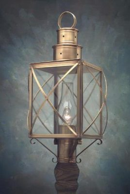 Hammerworks Colonial Post Light PW103