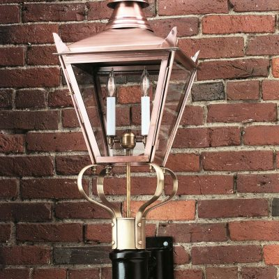 Hammerworks English Style Wall Light 920W Handcrafted With Solid Copper