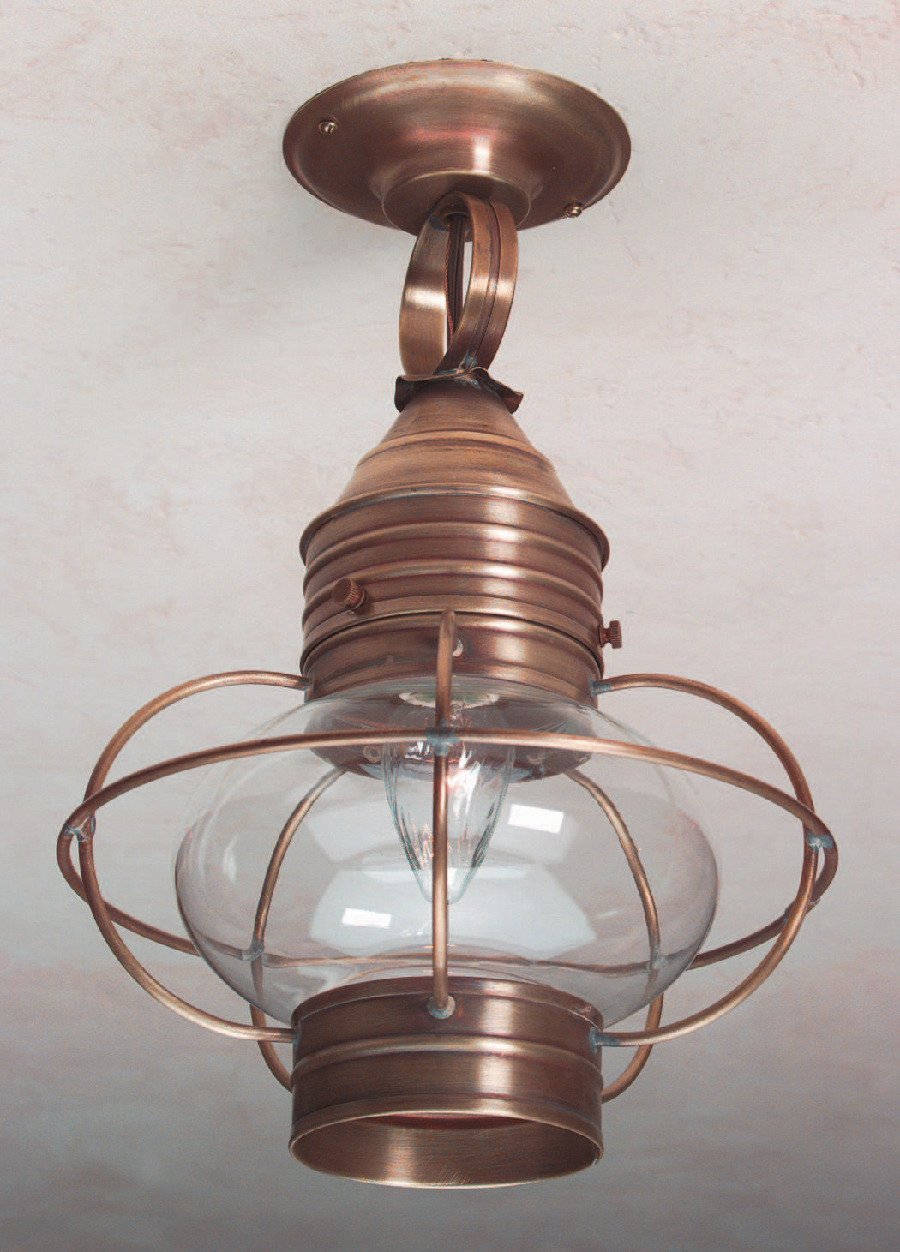 Colonial Ceiling Onion Lights: OCL108