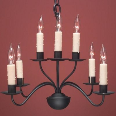 French Colonial Country Chandelier FCCH503