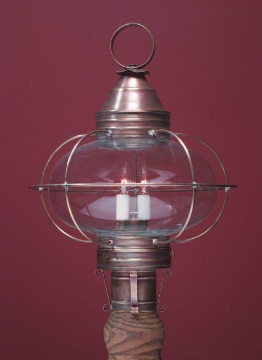 Colonial Post Onion Lantern POL12