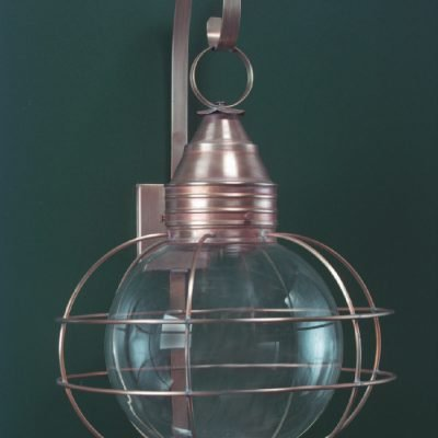 Cape Cod Colonial Onion Wall Lantern RG12