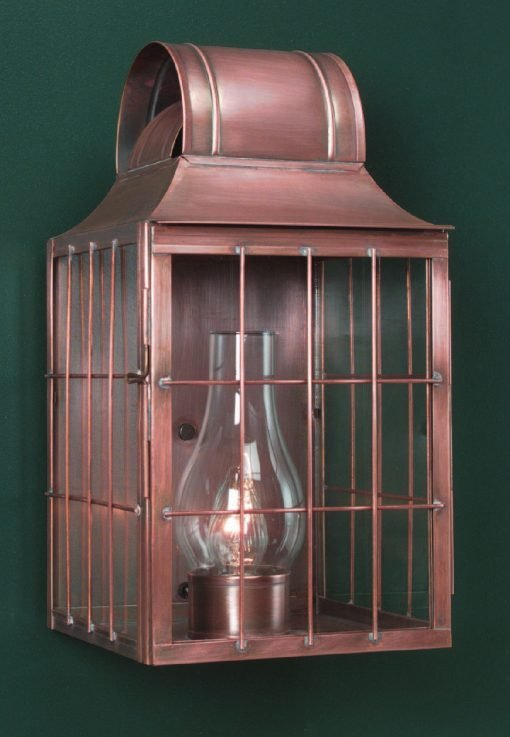 Colonial Reproduction Wall Light WM110