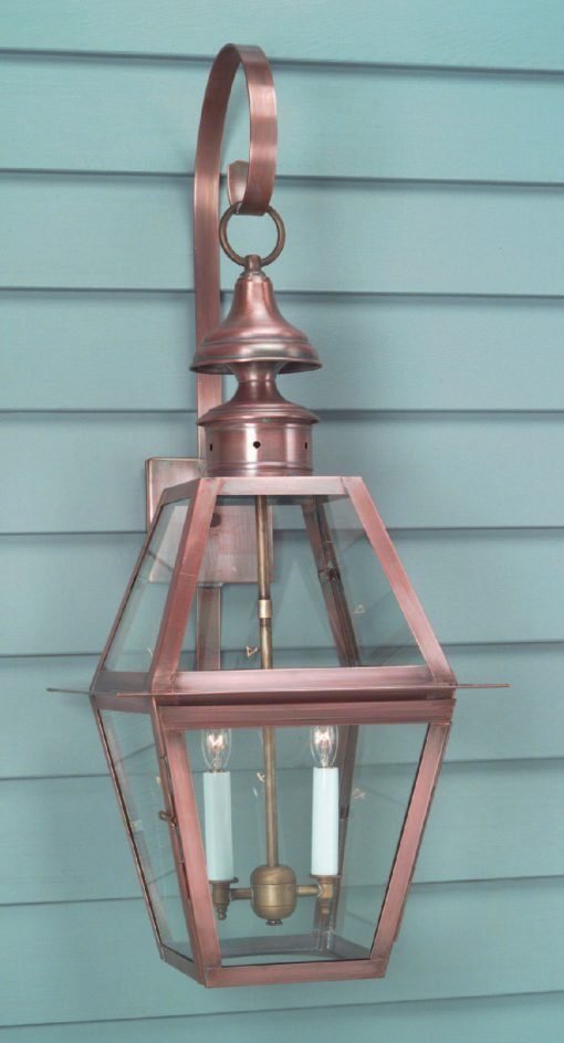 Traditional Outdoor Wall Lanterns: WML102A
