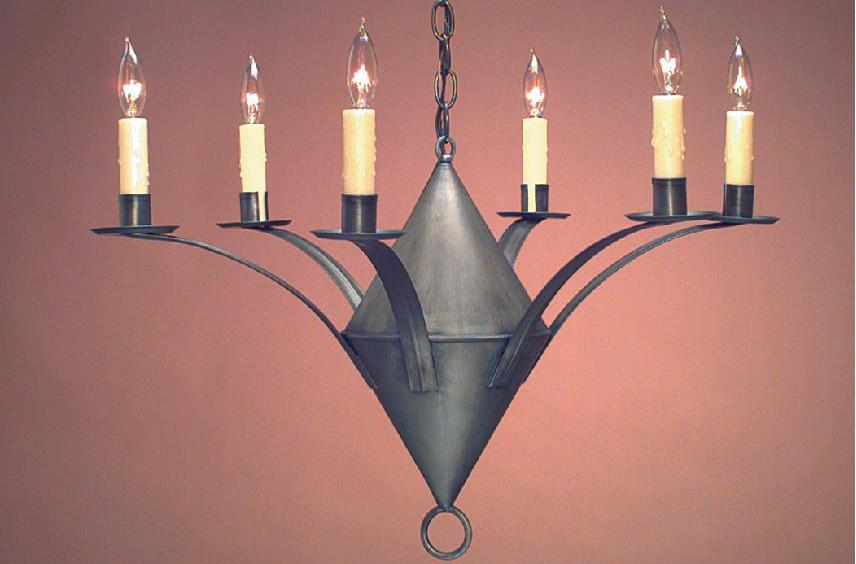 Hammerworks Colonial Style Chandeliers # CH120