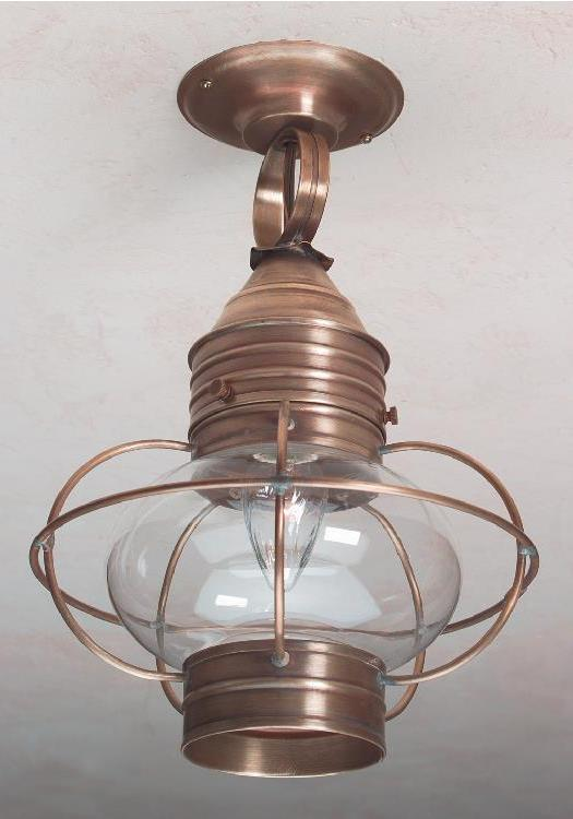 Colonial Ceiling Onion Lanterns