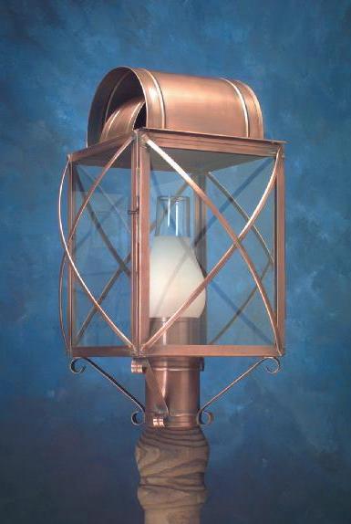 Historic New England Cape Cod Post Light PC107
